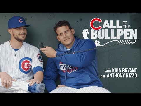 Kris Bryant & Anthony Rizzo Answer Fan Questions | Call to the Bullpen