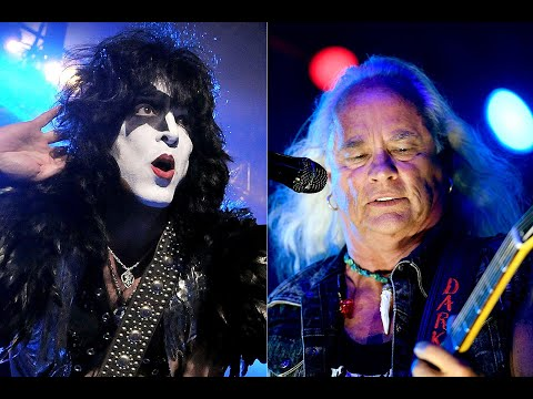 When Lynyrd Skynyrd's Rickey Medlocke Met Kiss: Exclusive Interview