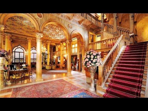 Extraordinary and legendary HOTEL DANIELI -  Venice. Italy