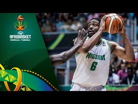 Nigeria v Senegal - Highlights - Semi-Final - FIBA AfroBasket 2017