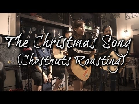 [LIVE] The Christmas Song - Jayesslee Cover ( Joanne & Julia , Eugene & Edward )