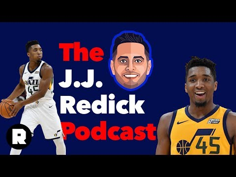 Donovan Mitchell On His Rookie Season, NBA Cities, And Desire To Give Back | The J.J. Redick Podcast