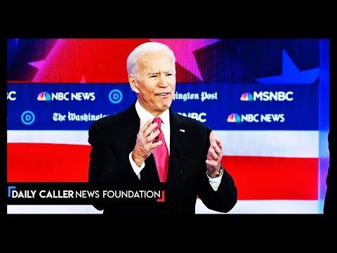 Biden Stammers His Way Through the Debates