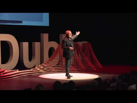 Language About Nothing | Kevin Gildea | TEDxDublin