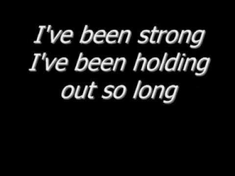 Chris Daughtry-Every Time You Turn Around LYRICS