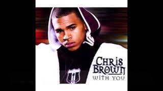 Chris Brown  With You 日本語歌詞