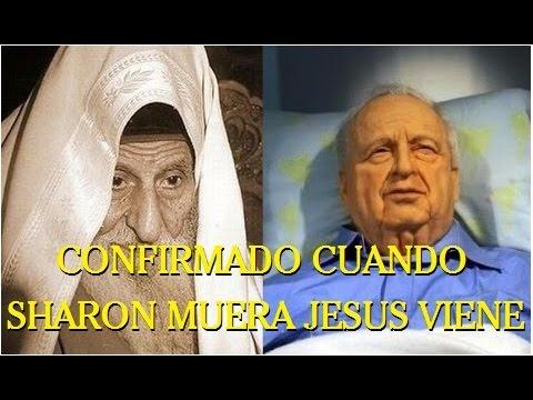 CUANDO SHARON MUERA JESUS VIENE Dr. Alfredo Alegría