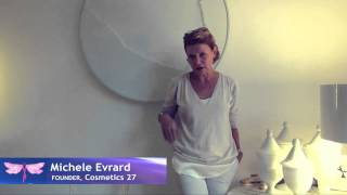 Michele Evrard Cosmetics27 Founder #BreastCancerAwareness Relay Thumbnail