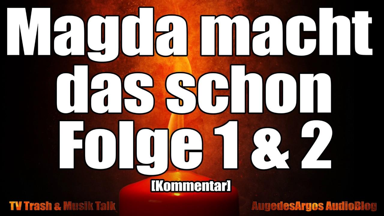 Magda Macht Das