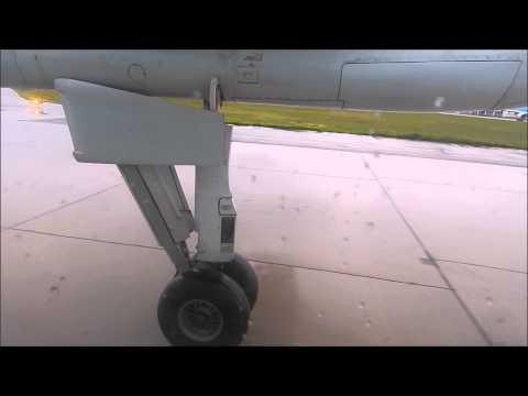 Air Canada Express Dash 8 Q100 C-GTBP taking off Montreal