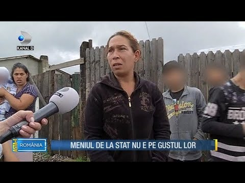 Asta-i Romania! (06.07) - Revoltator! Rezultat dupa ce o primarie le-a dat de munca saracilor