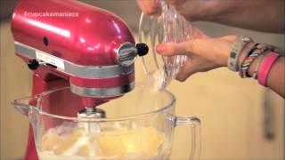 Cupcake Maniacs 3: Cheesecake con salsa de mora