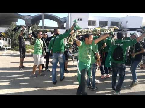 Green boys a tunisie bizert ( Nessuno come noi ) PART 1
