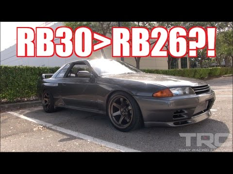 The Engine Arrived!! TRC R32 GTR Build - Episode 2