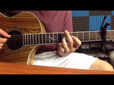 Happy Birthday Song (Acoustic/Fingerstyle)