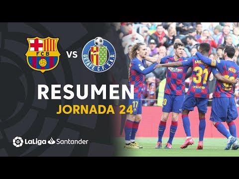 fecha del partido de barcelona