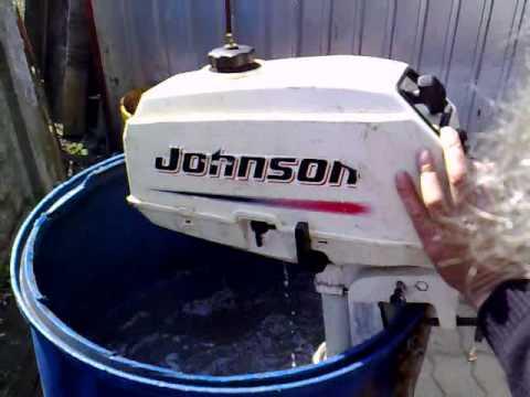 Johnson 5 Hp 2stroke Outboard Manual