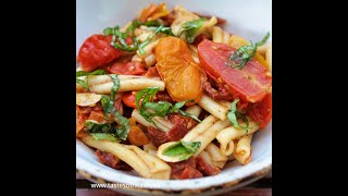 Pasta With Sundried Tomatoes Recipe - Sundried Tomato Pesto Recipe