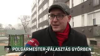 Polgármester-választás Győrben 20-01-26