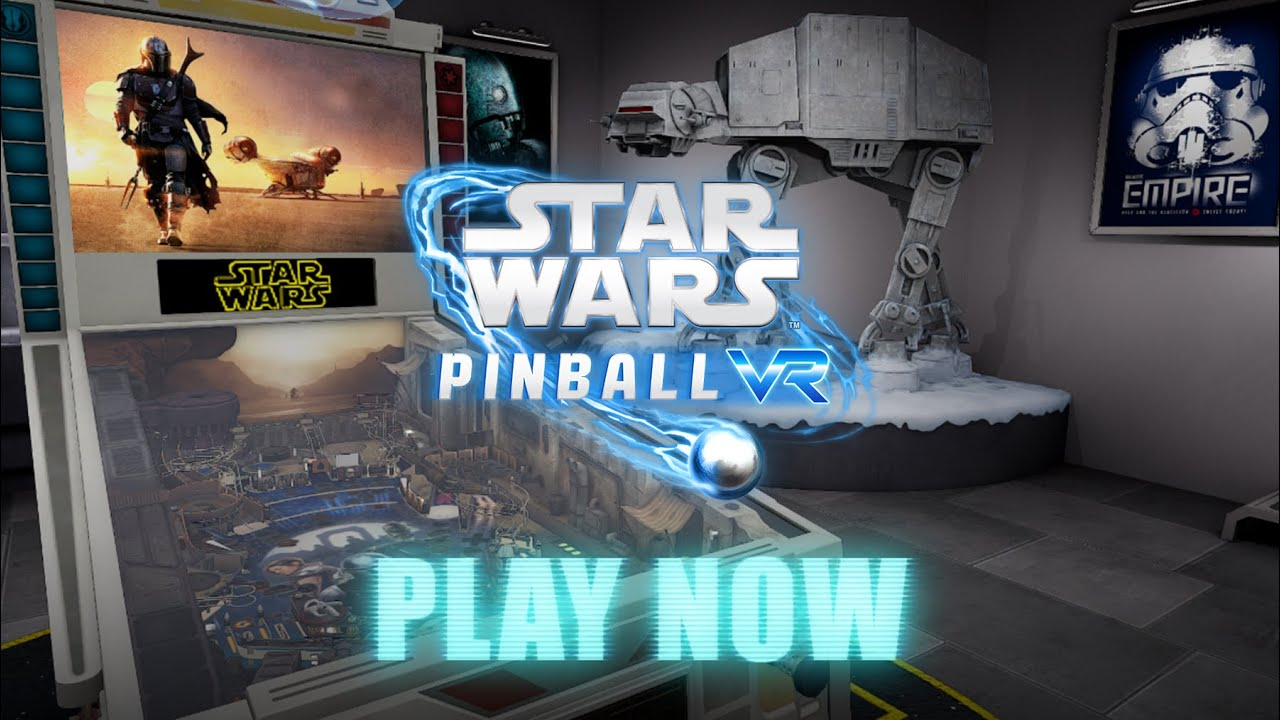 Tried VR yet?  If you're a Star Wars fan, this might just make you try it.