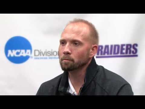 Geoff Dartt, Head Football Coach, University of Mount Union