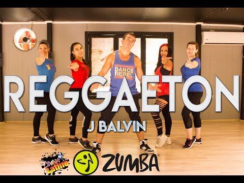 Reggaeton - J Balvin | ZUMBA (Coreografía) Dance Video IVAN LATINO