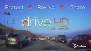 Cobra Drive HD: Dash Camera Promo Video