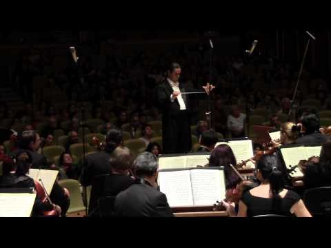J.Brahms - Symphony n°4, 4th movement: Allegro energico e passionato