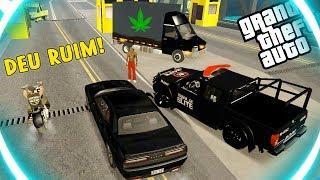 GTA MTA ROLEPLAY - CAGUETEI O CARA PRA BOPE ! *deu ruim* 😂 - Brasil Gaming Online