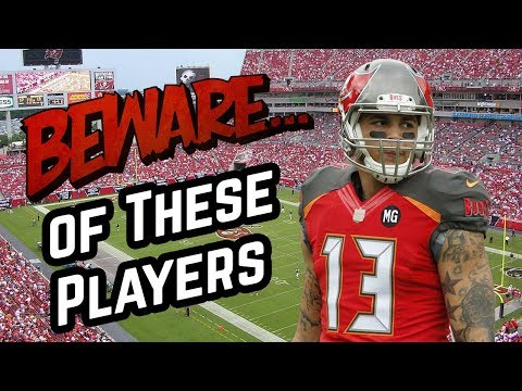 Top 5 Players Who Can't Exceed Their ADP - 2018 Fantasy Football