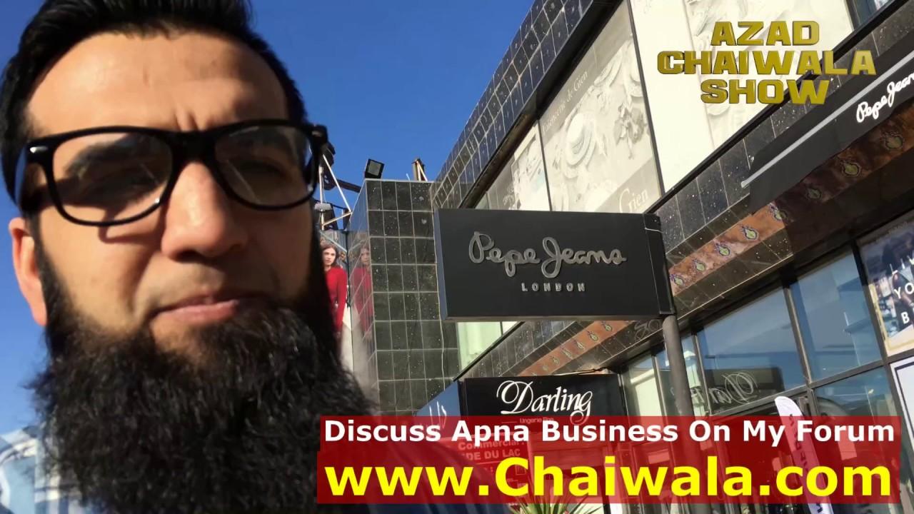Tour of Tunisia | Tourism Business Ideas | Pakistani in Tunisia Vlogging | Azad Chaiwala Show