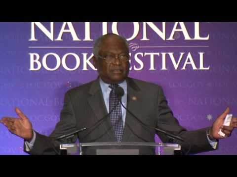Rep. James Clyburn: 2014 National Book Festival