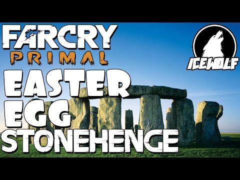 FarCry PRIMAL - EASTER EGG StoneHenge PT-BR