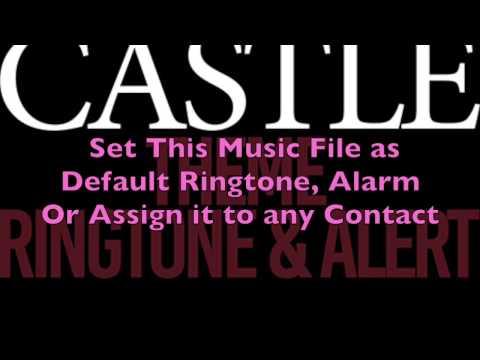 Castle Theme Ringtone and Alert