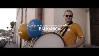 """Nieoficjalny wideoklip piosenki zespołu Piersi pt: """"Bałkanica"""""""
