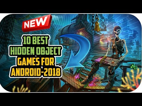 10 Best Hidden Object Games For Android 2018