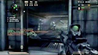 Killzone 2 Multiplayer - Bodycount #4 - Saboteur stA-14 Radec Academy Gameplay