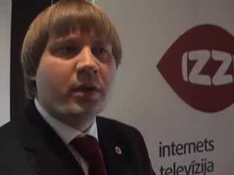 IZZI launches HD TV in Latvia (English version)
