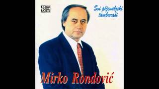 Mirko Rondovic - Zastani suzo - (Audio 1996) HD