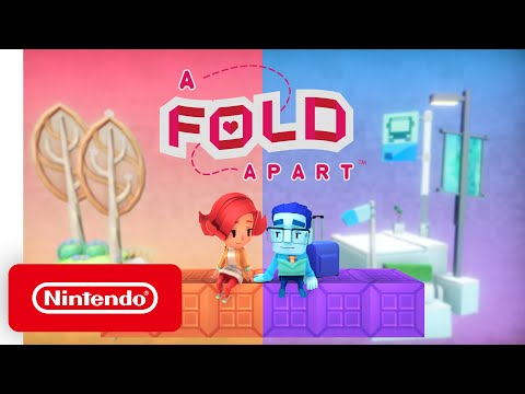A Fold Apart - Launch Trailer - Nintendo Switch