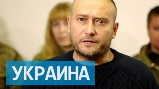 От одного олигарха к другому: Дмитрий Ярош создаст левый сектор