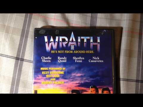 WRAITH... CHARLIE SHEEN... RANDY QUAID.... ACTION... DVD... DVD COLLECTION....