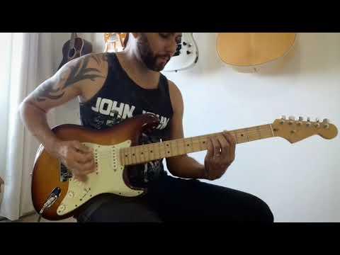 """Big Jet Plane - Alok & Mathieu Koss  """"Cover Guitar"""""""
