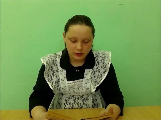 Изображение предпросмотра прочтения – КристинаЗахарова читает произведение «Крохотки: Дыхание» А.И.Солженицына