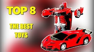 Top 8! The Best TOYS. AliExpress Reviews Products