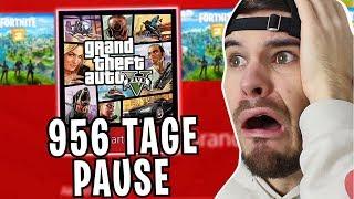 Ich spiele GTA 5 nach 3 JAHREN PAUSE