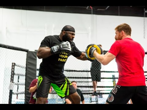 Bellator 149 Workout Highlights