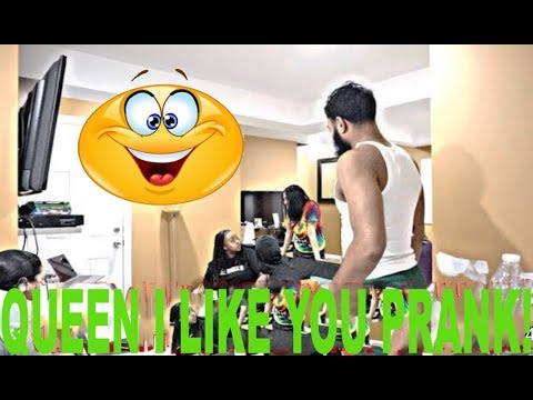 I WENT TO NY AND TOLD CLARENCE I LIKE QUEEN NAIJA PRANK!!! IM THE FIRST TO PRANK THE SPICY GANG😱😱