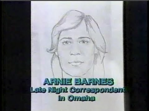The Arnie Barnes Collection on Late Night, January-September1986