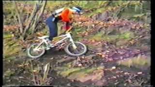 Trénink Vlašim 1988